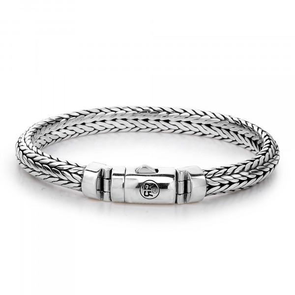 Rebel & Rose Silver Line Iris Bracelet