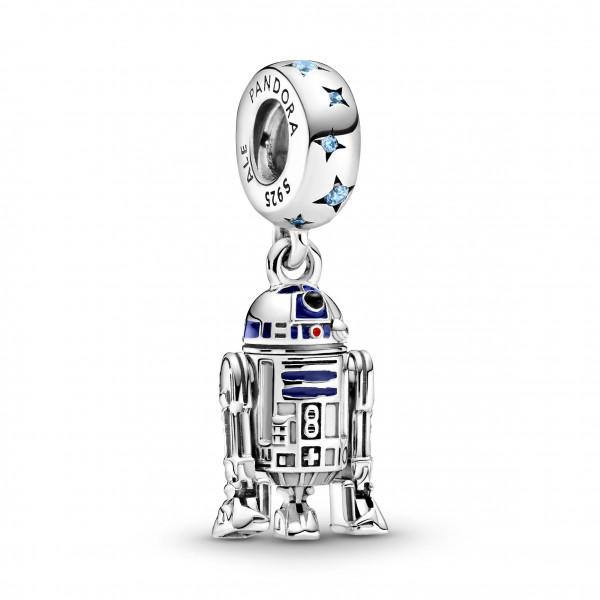 PANDORA Charm Star Wars R2-D2 - 799248C01