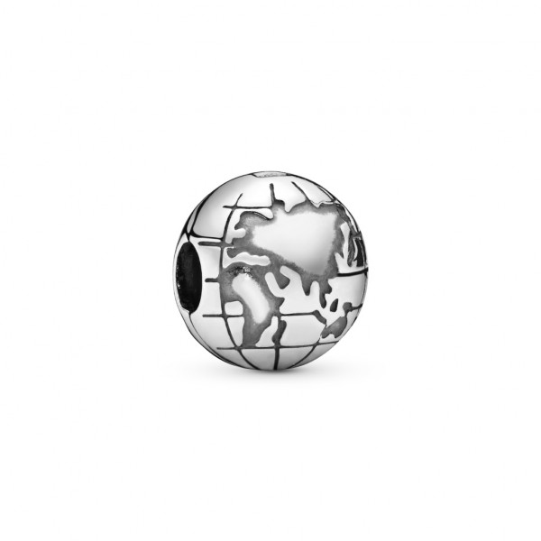 Pandora Clip Charm Globus