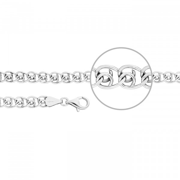 Kettenmacher Designarmband 5,5 mm - LO-19S