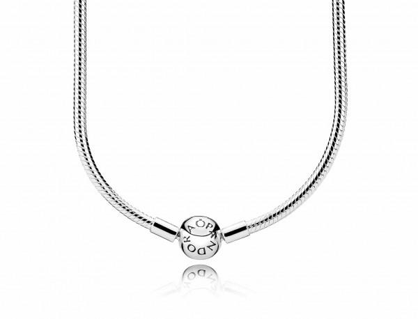 PANDORA Halskette mit Kugelverschluss - 590742HV
