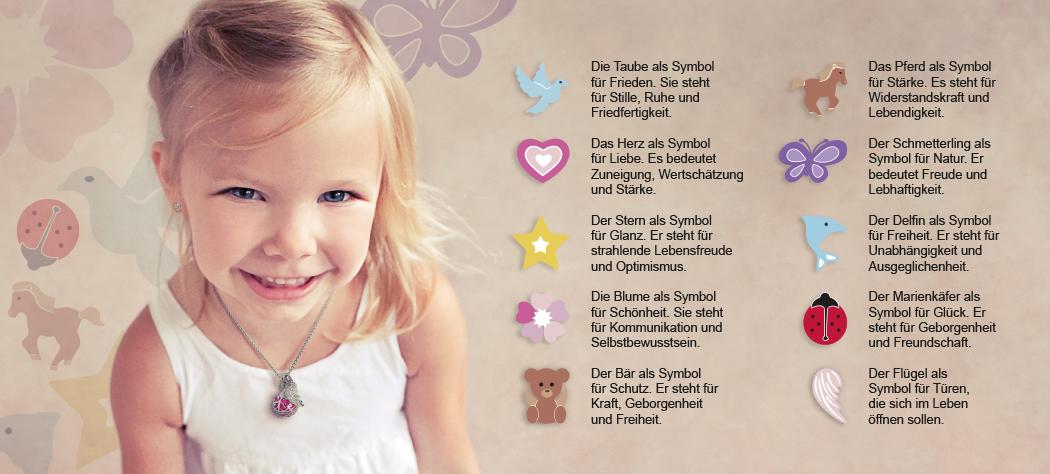 Schutz Und Symbol Kinderschmuck Schmuck Im Online Shop Kaufen