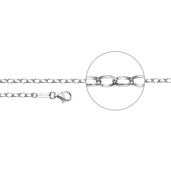 Kettenmacher Ankerkette oval 3,5 mm - A9-S