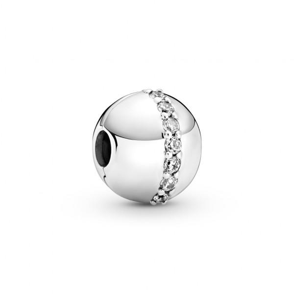 Pandora Clip Charm Funkelnde Linie - 799403C01