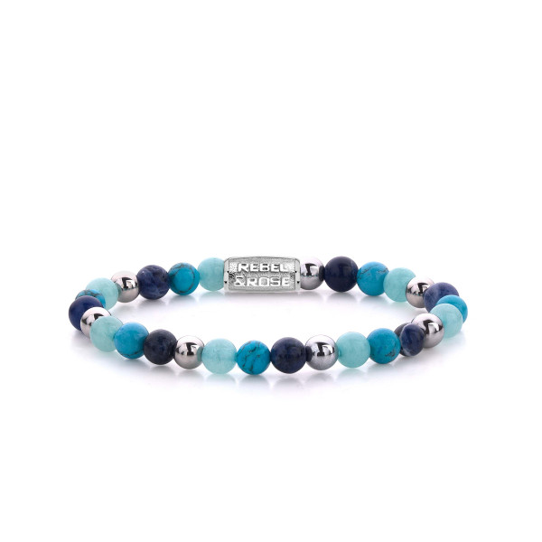 Rebel & Rose Armband Blue Sommer Vibes