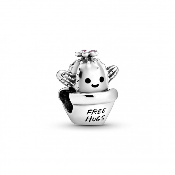 PANDORA Charm Free Hugs Cactus - 798786C01
