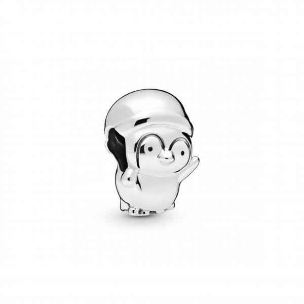 Pandora Charm Christmas Penguin - 798477C00