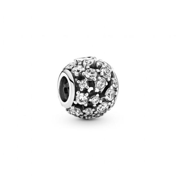 Pandora Charm Funkelnde Durchbrochene Sphäre - 799225C01