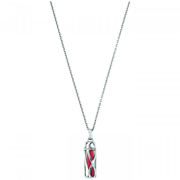 Engelsrufer Halskette Healing Stone Roter Jaspis - ERN-HEAL-RJ-S
