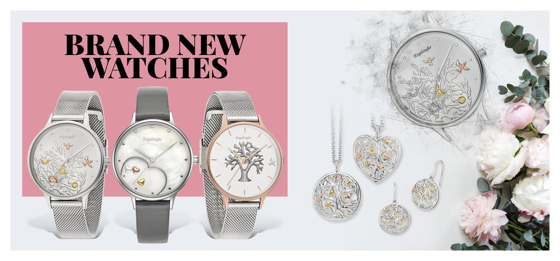 Mit den wunderschönen Engelsrufer Uhren Weihnachten feiern.