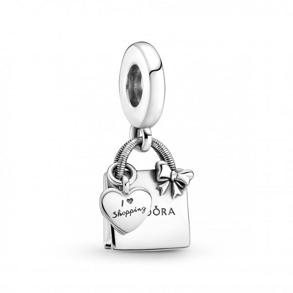 Pandora Charm Shopping Tasche 1