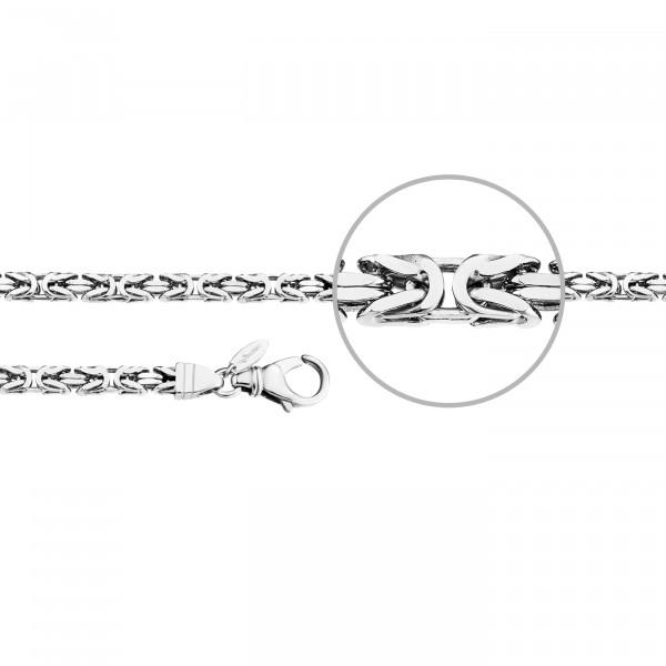 Kettenmacher Königskette Armband 4,5 mm - KO3