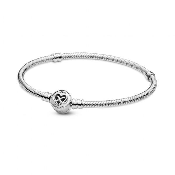 Pandora Moments Armband Herz Unendlichkeit - 599365C00