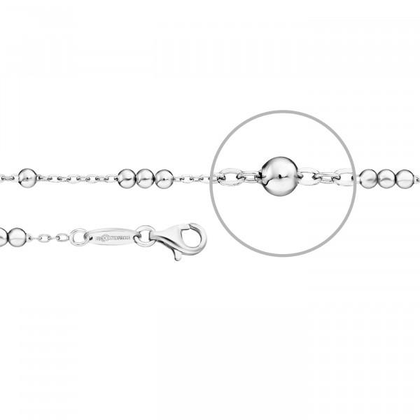 Kettenmacher Kugelarmband 3 mm - FK-19S