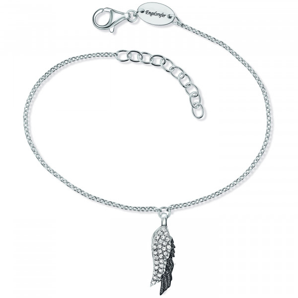 Engelsrufer Armband Flügelduo - ERB-WINGDUO-ZI-BIB