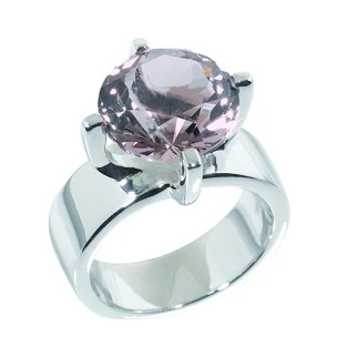 Swiss Rocks Rauchquarz Ring - SR-102