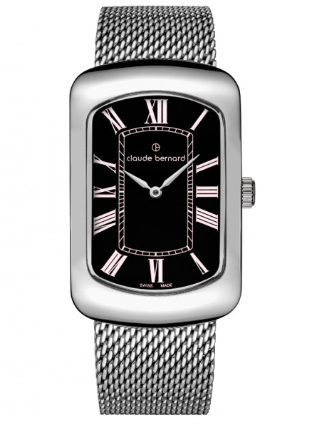 Claude Bernard Damenuhr Dress Code - 20226-3M-NR