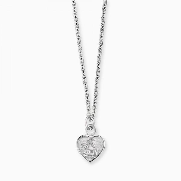 Herzengel Kinderschmuck Kette Schutzengel - HEN-ANGELI-HEART