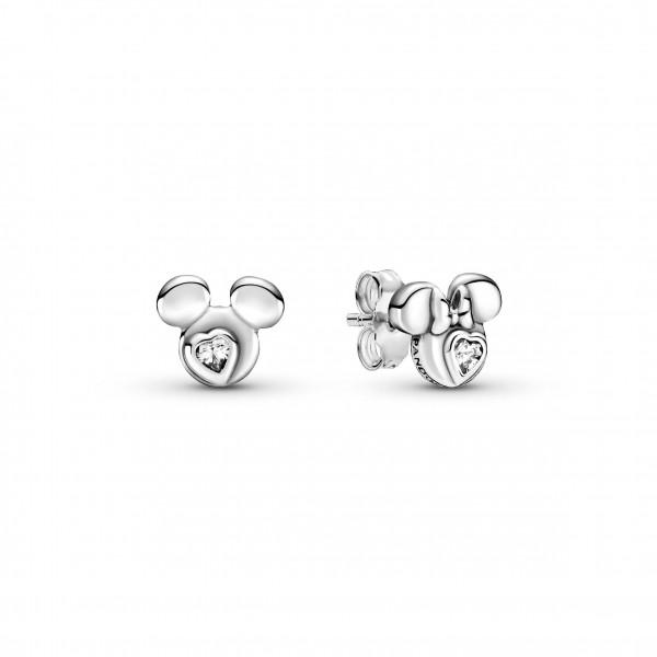 Pandora Disney Ohrstecker Micky und Minnie - 299258C01