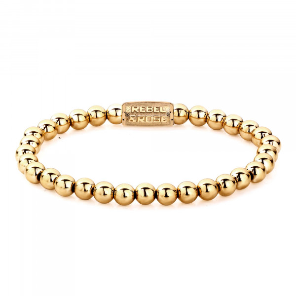Rebel & Rose Armband Yellow Gold only