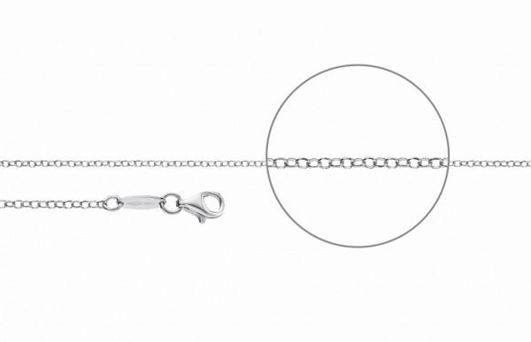 Kettenmacher Erbskette diamantiert 2,0 mm - E1-S