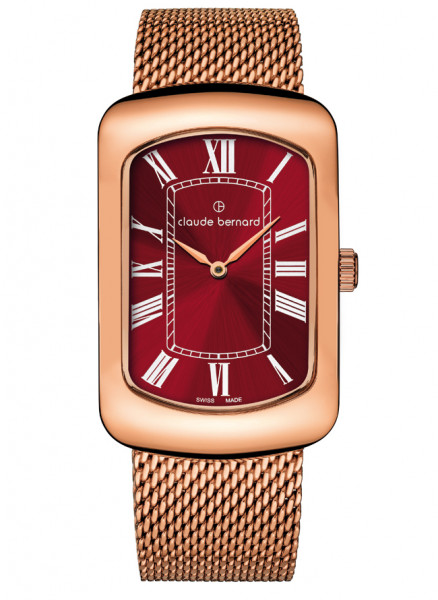 Claude Bernard Damenuhr Dress Code - 20226-37RM-ROUR