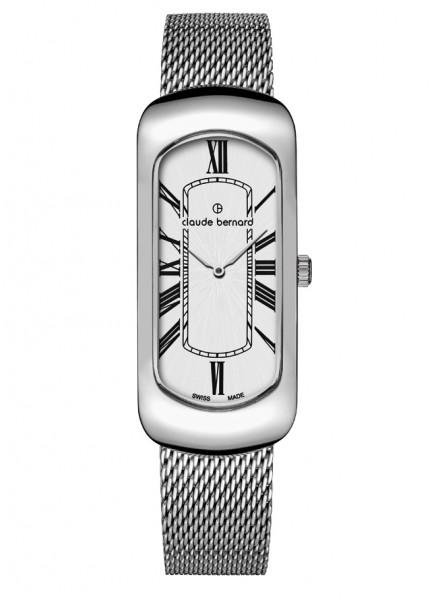 Claude Bernard Damenuhr Chloé Small Silver - 20227-3M-AR
