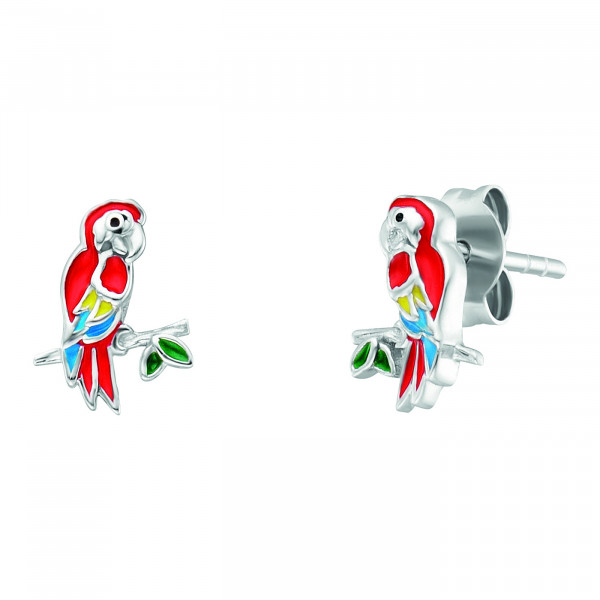 Herzengel Ohrstecker Papagei - HEE-PARROT