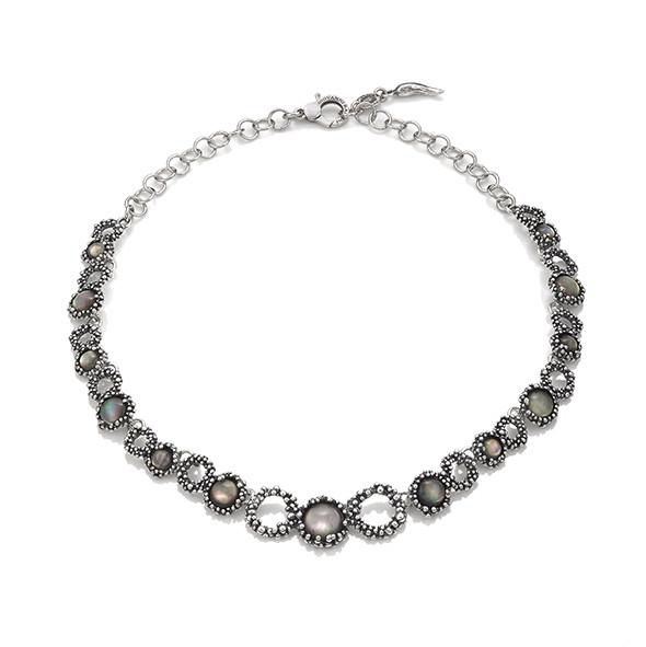 Giovanni Raspini Halskette Maui fein - R10680