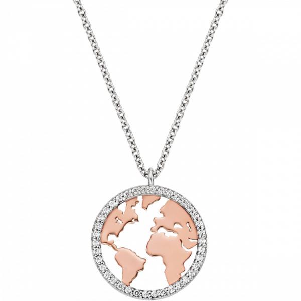 Engelsrufer Halskette Welt Bicolor - ERN-WORLD-BICOR-ZI