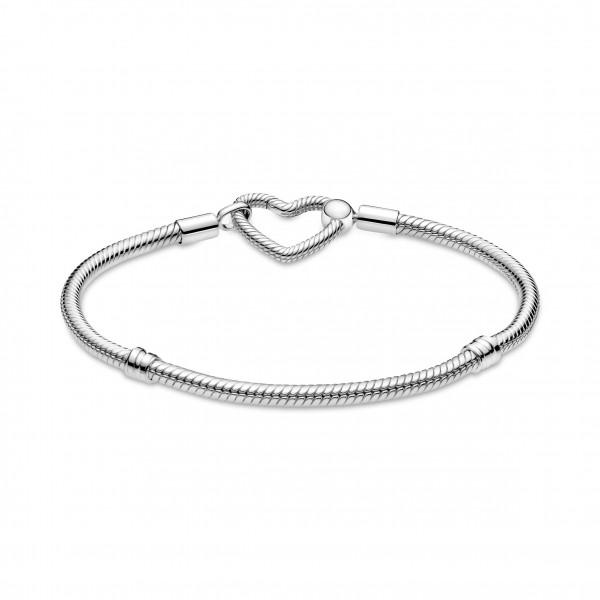 Pandora Armband Moments Herzverschluss 1
