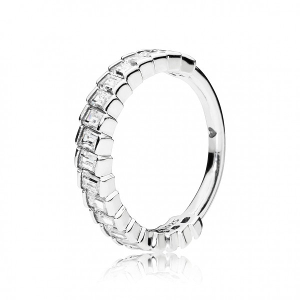PANDORA Ring Stackable Glacial Beauty - 197744CZ