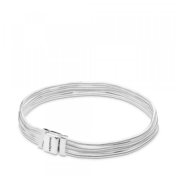 Pandora Reflexions Armband Multi Snake - 597943