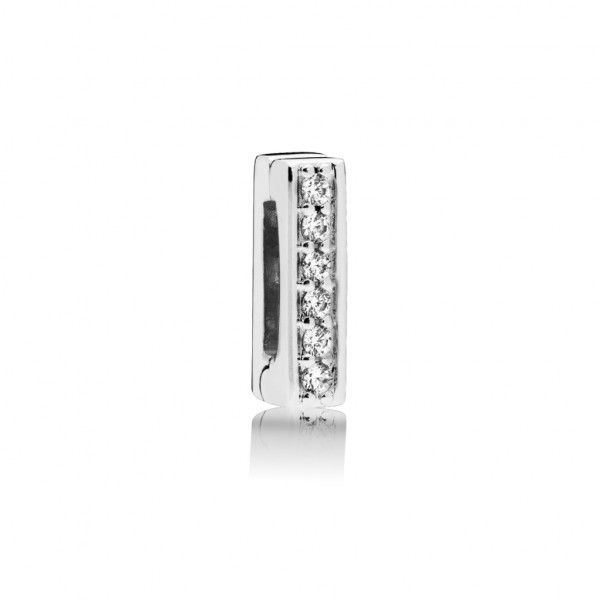 PANDORA Reflexions Fixed Clips Charm Timeless Sparkle - 797633CZ