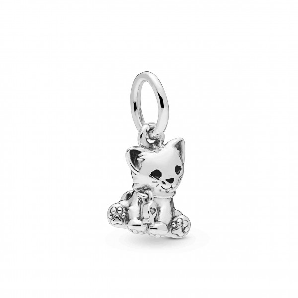 PANDORA Charm dangle Sweet Cat - 798011EN16