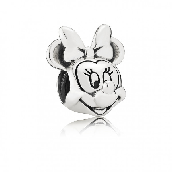 PANDORA Charm Disney Minnie Portrait - 791587