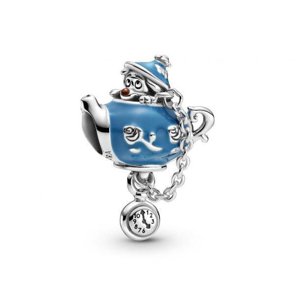 Pandora Disney Charm Alice im Wunderland Nichtgeburtstag Teekanne - 799345C01
