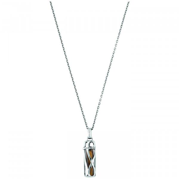 Engelsrufer Halskette Healing Stone Tigerauge - ERN-HEAL-TE-S