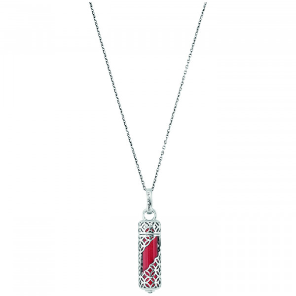 Engelsrufer Halskette Healing Stone Roter Jaspis - ERN-HEAL-RJ-M