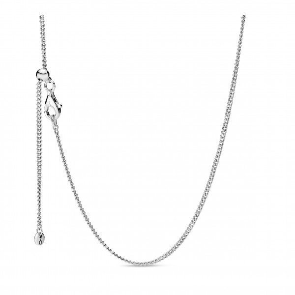 PANDORA Necklace only Curb Chain - 398283-60