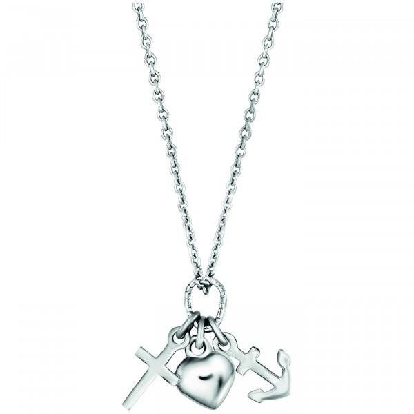Herzengel Halskette Glaube Liebe Hoffnung - HEN-FLH