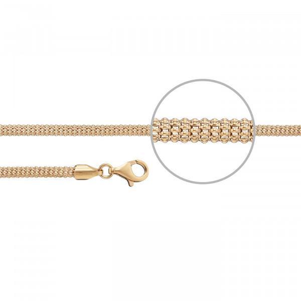 Armband Koreaner Tondo Gold 3,7 mm