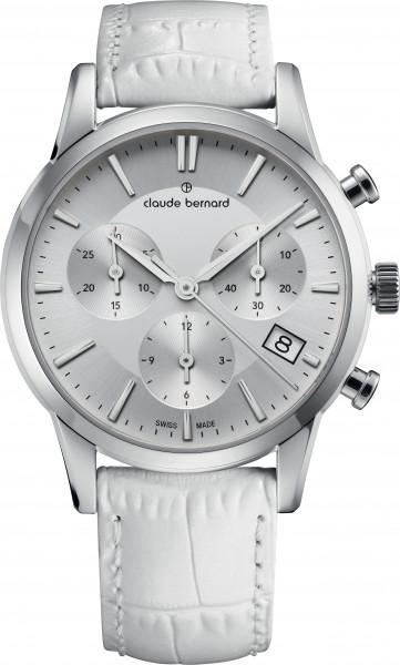 Claude Bernard Classic Jolie Chronograph Quarz - 10231-3-AIN