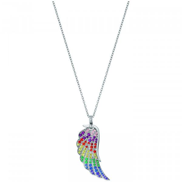 Engelsrufer Halskette mit Anhänger Flügel - ERN-WING-ZIM