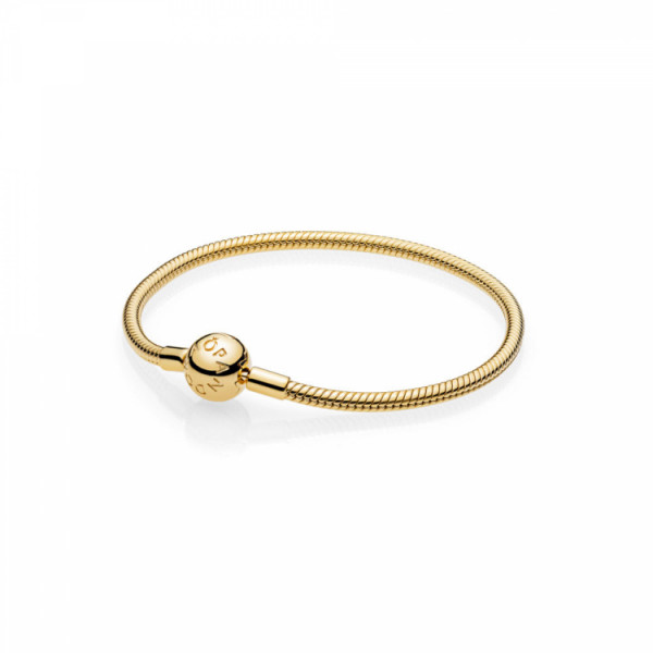 PANDORA Shine Armband mit Kugelverschluss glatt - 567107