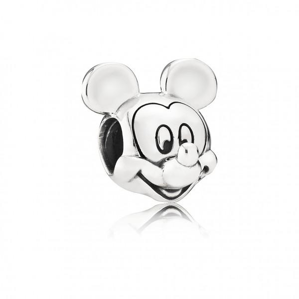 PANDORA Charm Disney Micky Portrait - 791586