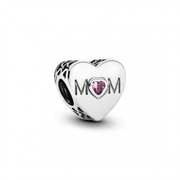 PANDORA Charm Mutter Herz - 791727CZ