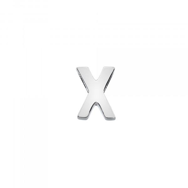 Hot Diamonds Storyteller Anhänger Buchstabe X