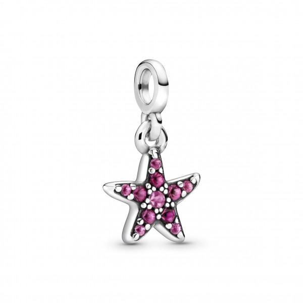 Pandora Me Charm My Pink Starfish - 799011C01