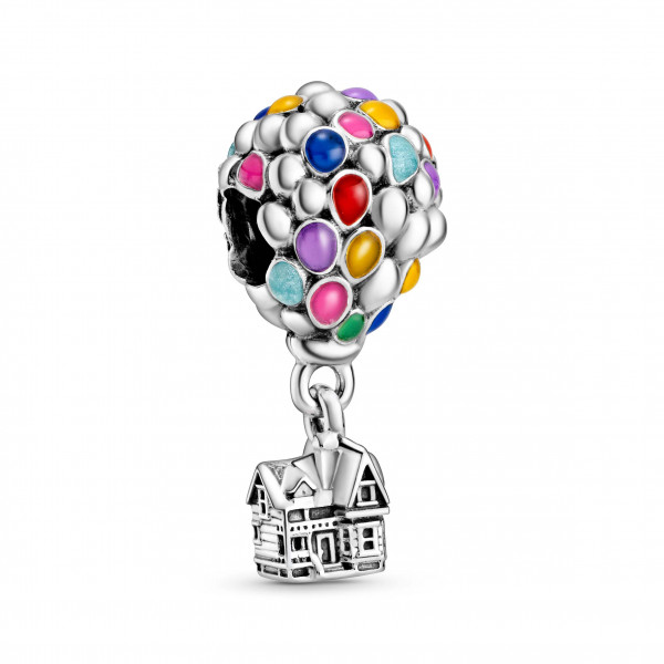 PANDORA Disney Charm Haus & Ballon - 798962C01